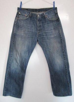 Levi's Jeans met rechte pijpen veelkleurig Katoen