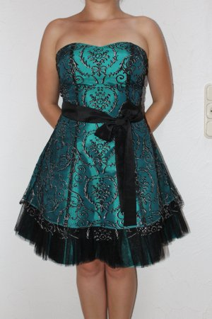 ASHWI Paris Evening Dress multicolored