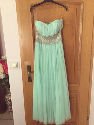 Abiball Kleid, Abendkleid, Mint