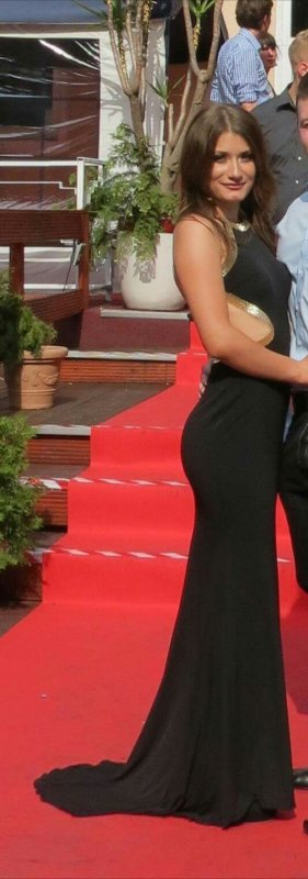 Abiball Kleid Promdress Ballkleid