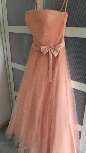 Abito da ballo rosa pallido-rosa antico