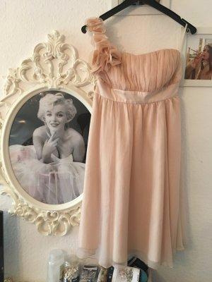 Abikleid nude Rosé Rosen