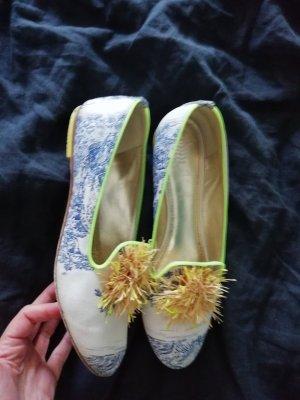 Pantofola multicolore