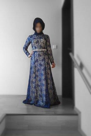 Abiye, Abendkleid, Hijab-Abendkleid, Tesettür Abiye
