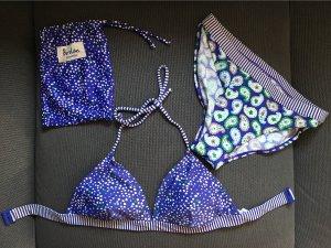 Boden Bikini multicolored polyamide