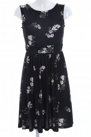 About You A Line Dress flower pattern casual look