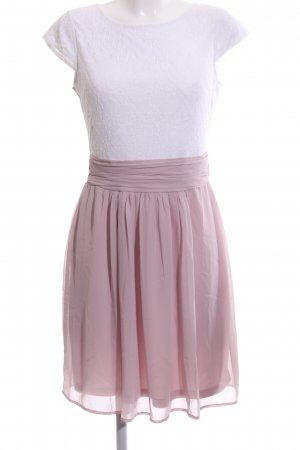 About You Cocktail Dress pink-white elegant