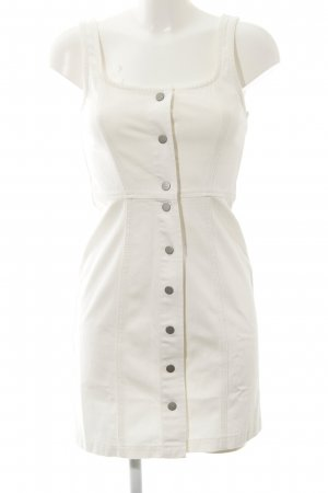 About You Denim Dress natural white casual look