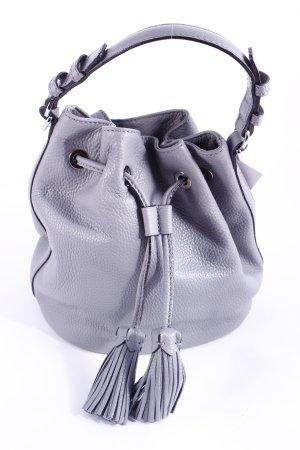 abro Beuteltasche grau Casual-Look