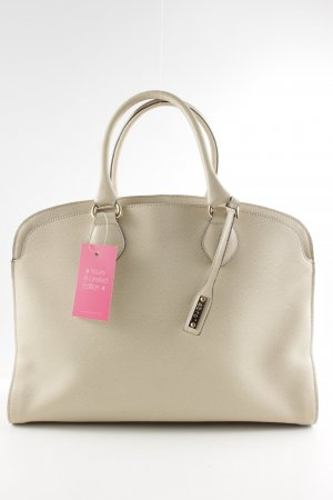 abro Bowling Bag natural white business style