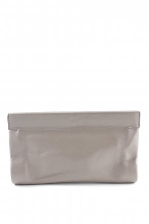 abro Clutch grey brown casual look