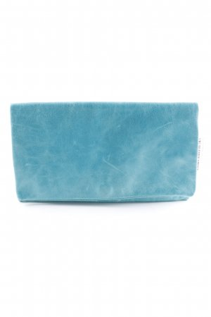 abro Clutch kadettblau Casual-Look