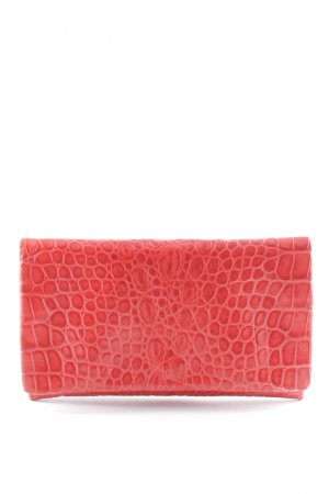 abro Clutch rot Party-Look