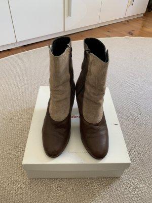 abro Stivaletto buskin marrone-marrone chiaro