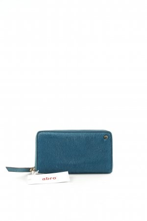 abro Wallet turquoise casual look
