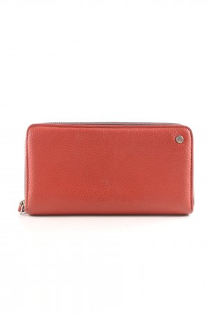 abro Wallet red business style