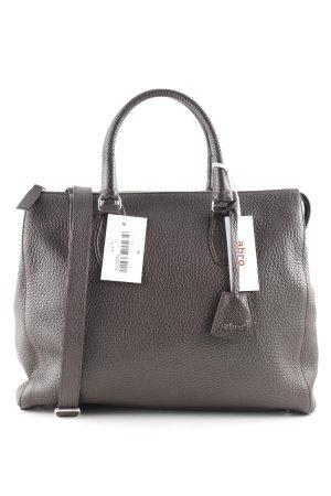 d5a7310df4b8d abro Handtasche braun schlichter Stil