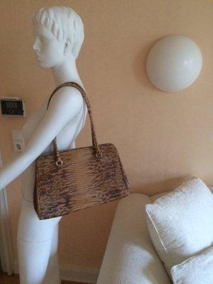 abro Handbag camel-brown imitation leather