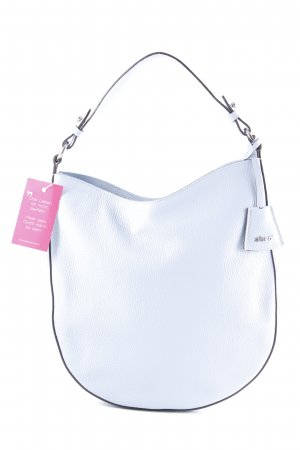 "abro Handtasche ""Adria Hobo Shoulder Bag Light Blue"" himmelblau"