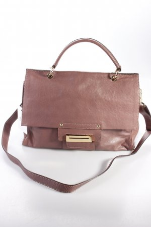 Abro Handtasche Alcudia Leather Satchel LG Rose II
