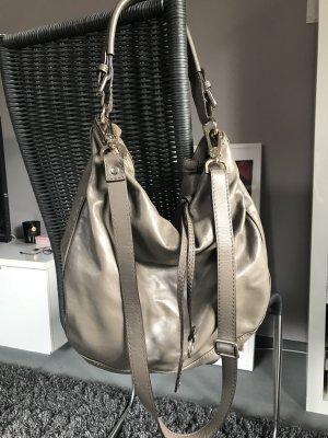 abro Pouch Bag khaki-grey