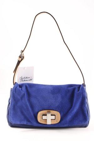abro Handtasche blau-nude Elegant