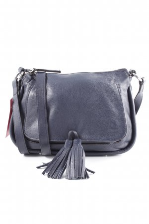 "abro Borsetta ""Calf Leather Crossbody Bag Navy"" blu scuro"