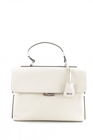 abro Handbag cream simple style