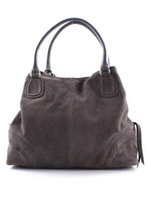 abro Handbag dark brown casual look