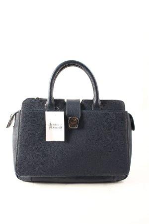 "abro Handbag ""Genoveva Handtasche Marine"" dark blue"