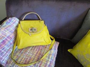 Abro Handtasche im sommerlichem Gelbton