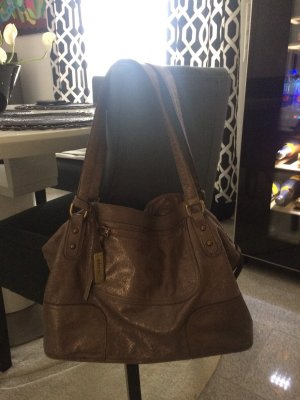 ABRO Handtasche in taupe