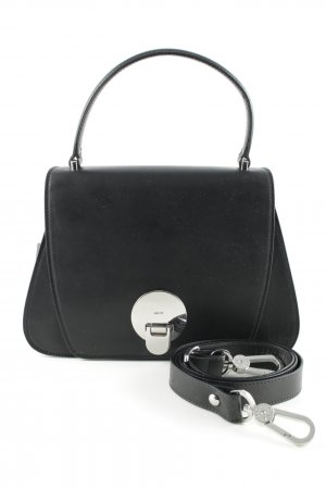 "abro Handtasche ""Mustang Handle Bag black/nickel"""
