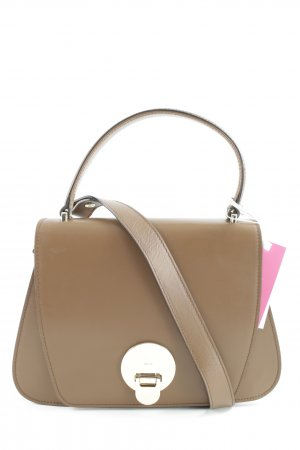 "abro Handbag ""Mustang Handle Bag cogna"" light brown"