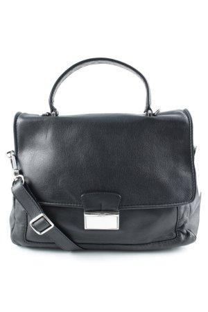 abro Handtasche schwarz Elegant