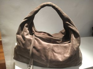 abro Handbag light brown-grey brown