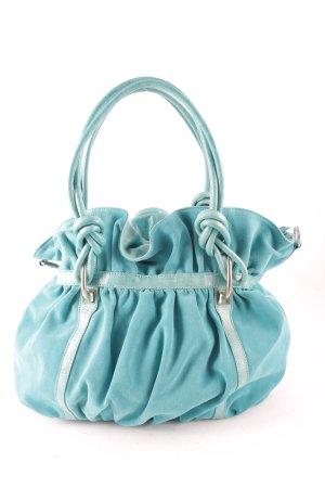 Abro Handbag Turquoise