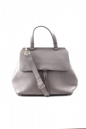 "abro Carry Bag ""Adria Large Satchel Zinc"" light grey"