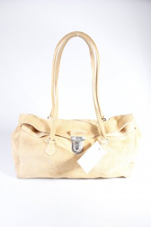 abro Carry Bag sand brown vintage products