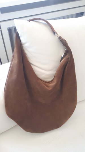 abro Shoulder Bag gold-colored-cognac-coloured