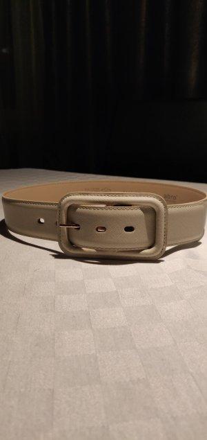 abro Cinturón beige