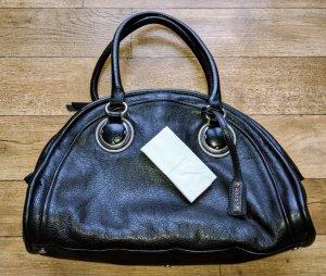 abro Shoulder Bag black leather