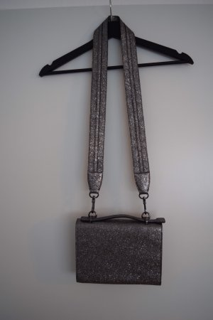 abro Crossbody bag silver-colored-anthracite