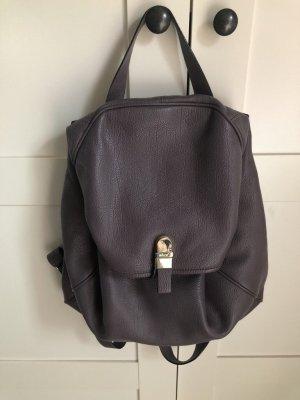 Abro Oriente Backpack Slate Grey Rucksack NEU