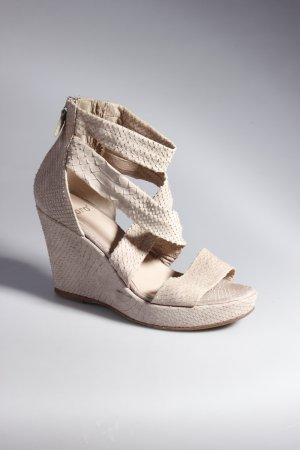 Abro Platform Sandals Gray Gray
