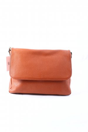 "abro Sacoche ""Oriente Crossbody Bag Ocher"" rouge brique"