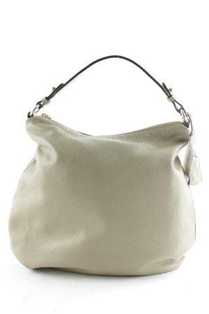 """abro Schultertasche """"Adria Leather Hobo Bag Cashmere"""" beige"""
