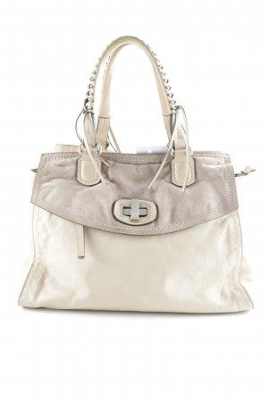 abro Shoulder Bag pale yellow-beige casual look