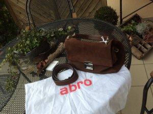 abro Shoulder Bag black brown