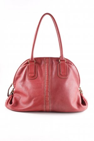 abro Shoulder Bag red classic style
